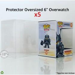 LOT DE 5 Protectors 6...