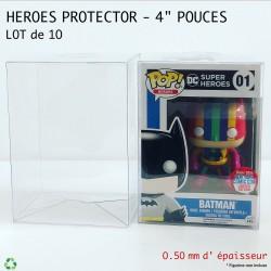 LOT DE 10 - POP PROTECTOR...