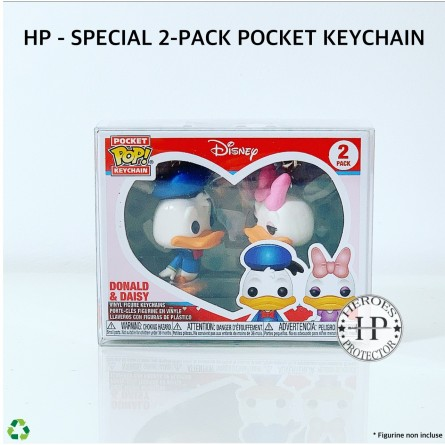 Protector 2-PACK POCKET...