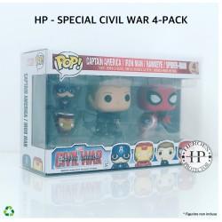 Protector CIVIL WAR 4-PACK...