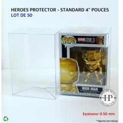 LOT DE 50 - POP PROTECTORS...