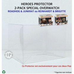 OVERWATCH 2-Pack Protector...