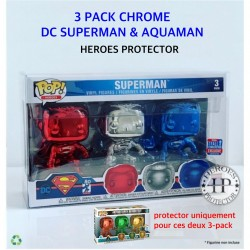 Protector SUPERMAN 3-PACK...