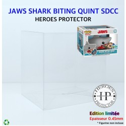 JAWS SDCC SHARK BITING...