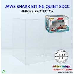 JAWS SDCC SHARK BITING...