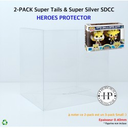 PROTECTOR 2-PACK SONIC THE...