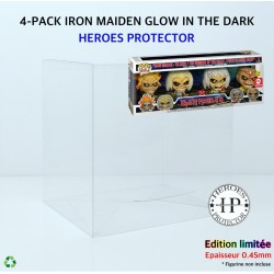 PROTECTOR 4-PACK IRON...